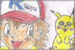 Ash als Ranger