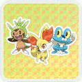 Pokémon HOME Sticker