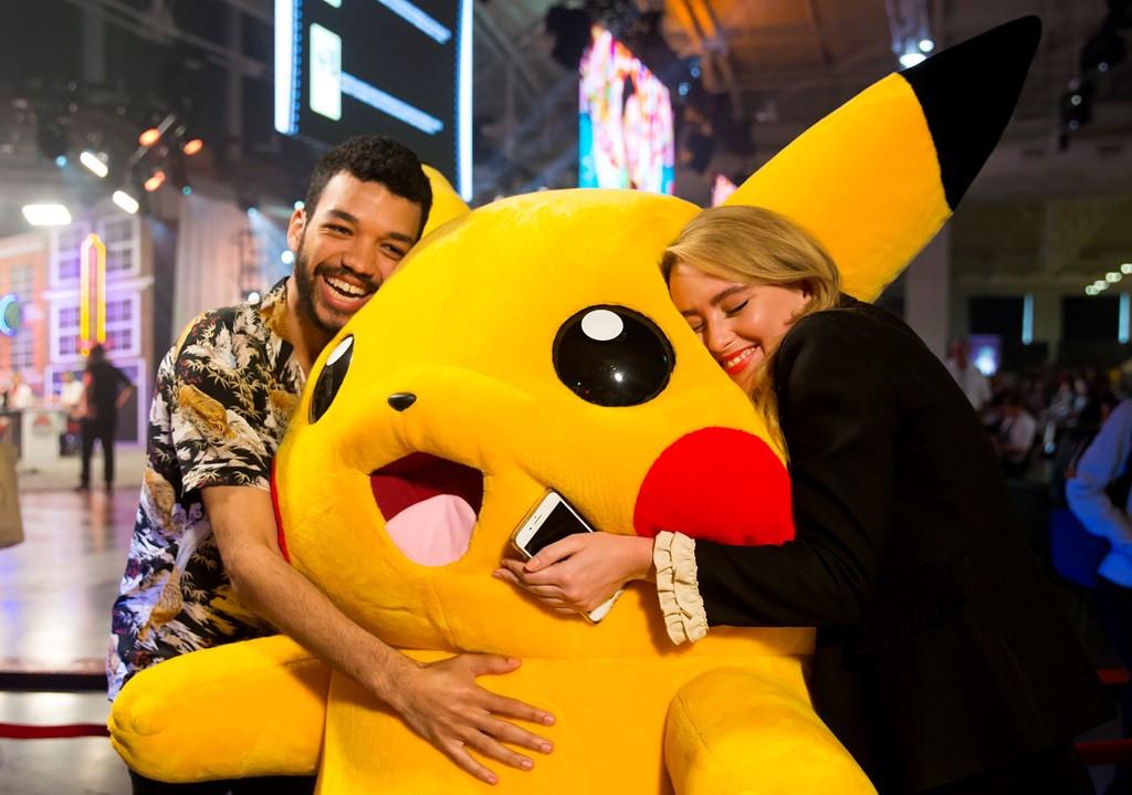Besetzung Pokémon Meisterdetektiv Pikachu
