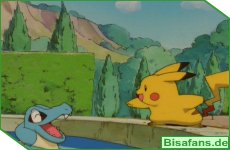 Pikachu und Karnimani