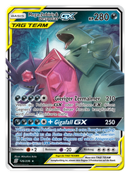 126/236 Mega-Zobiris & Despotar TAG TEAM GX
