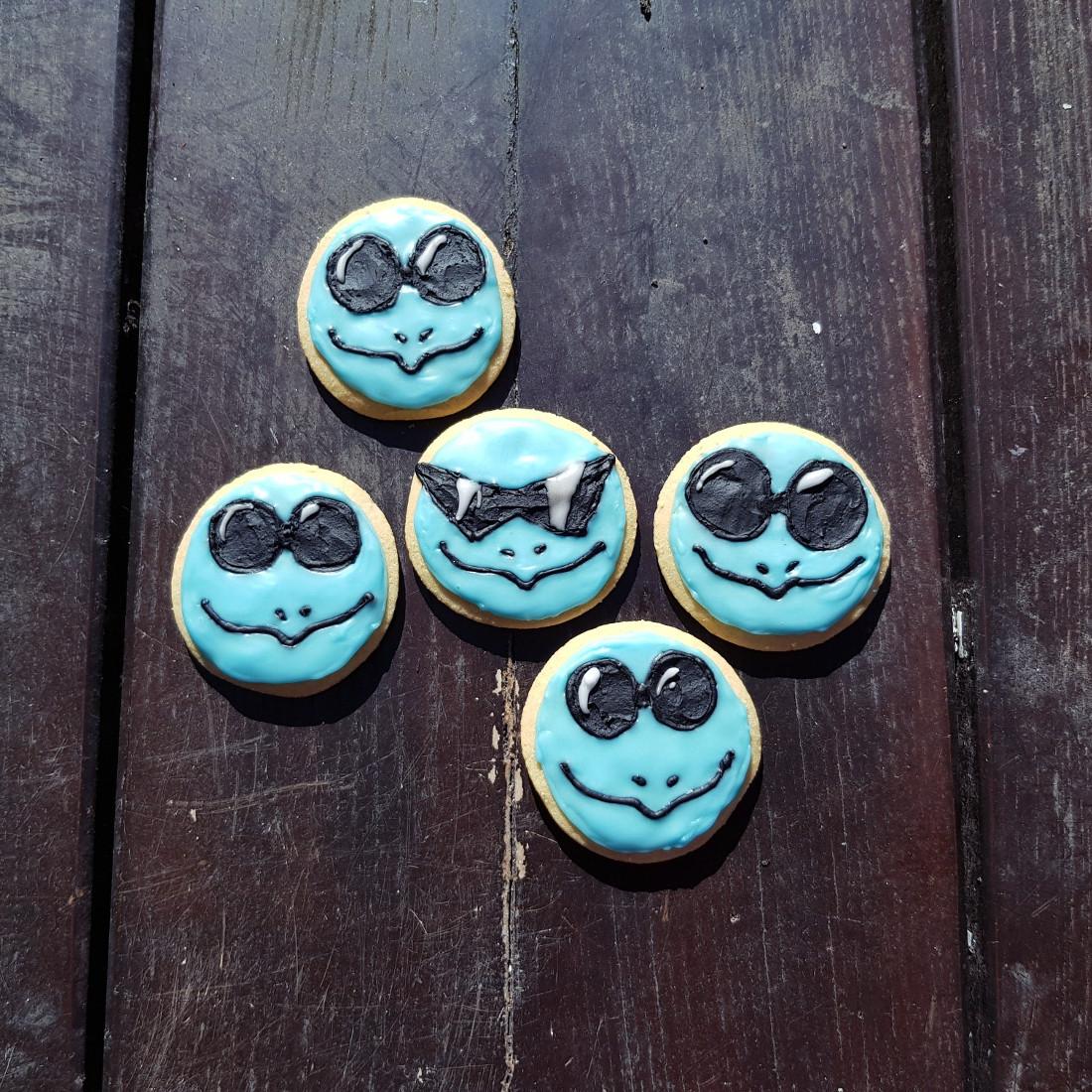 Schiggy Squad-Kekse