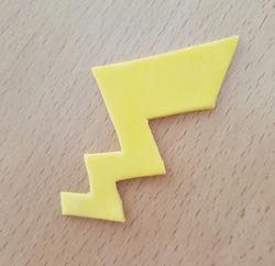 Pikachus Schweif