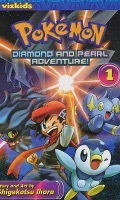 Pokémon Diamond and Pearl Adventure!