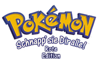 Pokémon Rote Edition