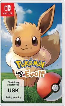 Pokémon: Let's Go, Evoli
