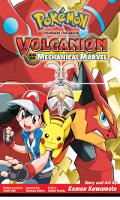 Volcanion und das mechanische Wunder