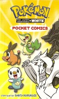 Pokémon Pocket Comics: Black & White