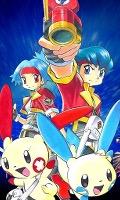 W Missions-Geschichte: Pokémon Ranger - der Comic