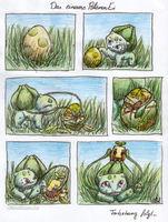 BisaComic #3 – Das Pokémon-Ei