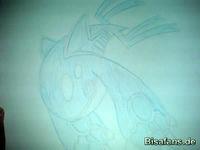 Zeichenkurs Kyogre - Schritt 10