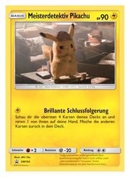 SM194 Meisterdetektiv Pikachu