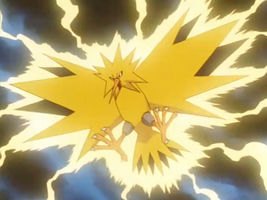 Screenshot von Zapdos