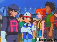 Ash hat den Donnerorden!