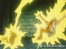 Sogar Pikachu gehorcht Jessie