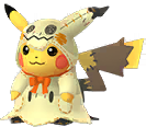 Pikachu-Halloween