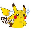 Pikachu: Oh Yeah!