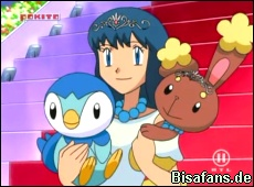 Lucia, Plinfa und Haspiror