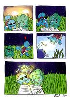 BisaComic #2 – Schiggy geht ein Licht auf!