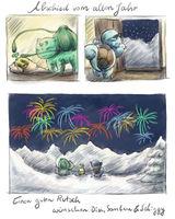 BisaComic Spezial #5 – Silvester 2014