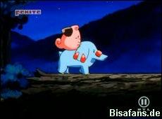 Screenshot von Phanpy