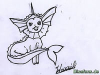 Zeichenkurs Aquana - Schritt 4