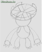 Zeichenkurs Lombrero - Schritt 3
