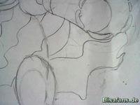 Zeichenkurs Machomei - Schritt 10