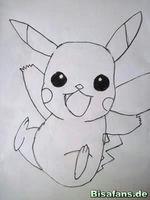 Zeichenkurs Pikachu - Schritt 13