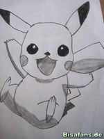 Zeichenkurs Pikachu - Schritt 14