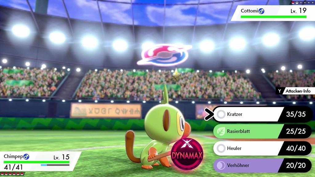Screenshot Dynamax