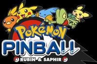 Pokémon Pinball Rubin und Saphir