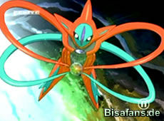 Screenshot von Deoxys