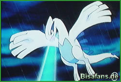 Screenshot von Lugia
