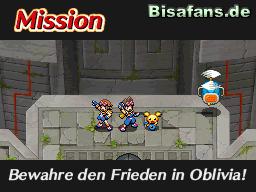 Die letzte Mission startet nun