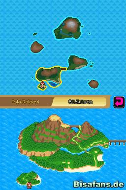 Insel Isla Dolcevi