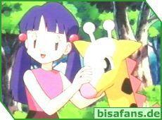 Screenshot von Girafarig