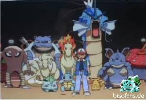Kampf der Pokémon