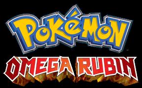 Pokémon Omega Rubin