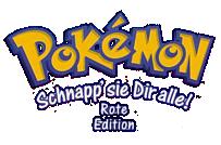 Pokémon Rote Edition
