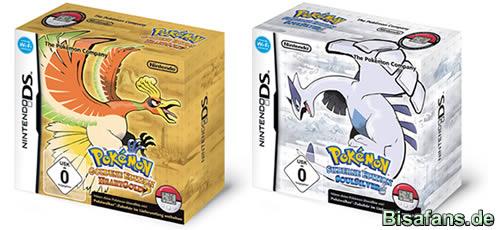 Pokémon Herzgold- und Seelensilber-Edition