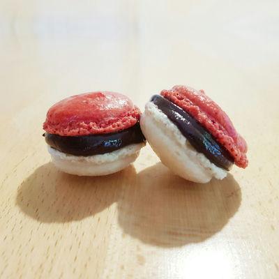 Pokéball-Macarons