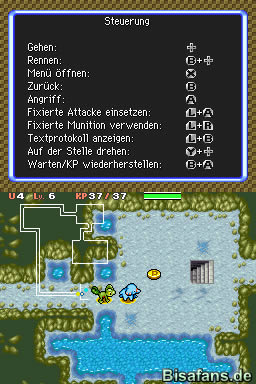 In einem Dungeon