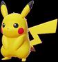 Pikachu in Pokémon Unite