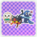 Pokémon HOME Sticker