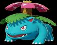 Bisaflor in Pokémon Unite