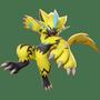 Zeraora in Pokémon Unite