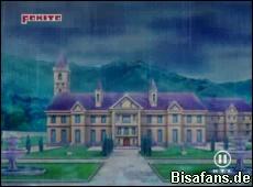 Das Anwesen von Mr. Backlot