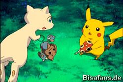 Pikachu will wieder zu Ash