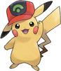 Ash-Pikachu (Hoenn)